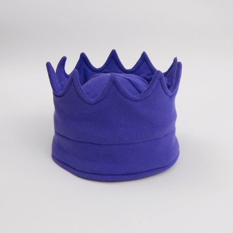Crown Hat Purple