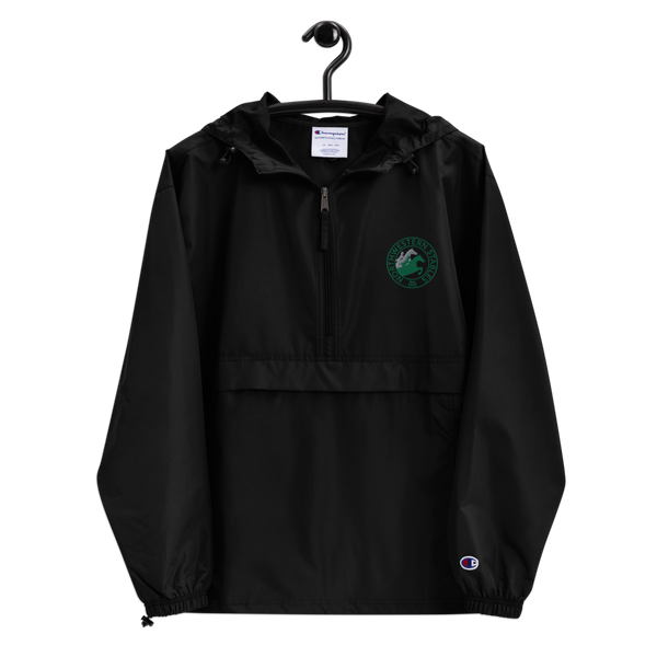 NWS Logo Embroidered Champion Packable Jacket