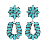 SAWYER Turquoise Earrings