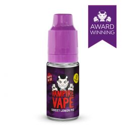 Sweet Lemon Pie - Vampire Vape
