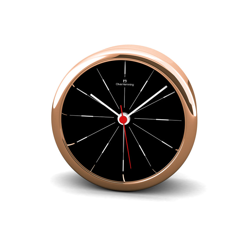 HX81R2B Rose Gold Obsession Alarm Clock