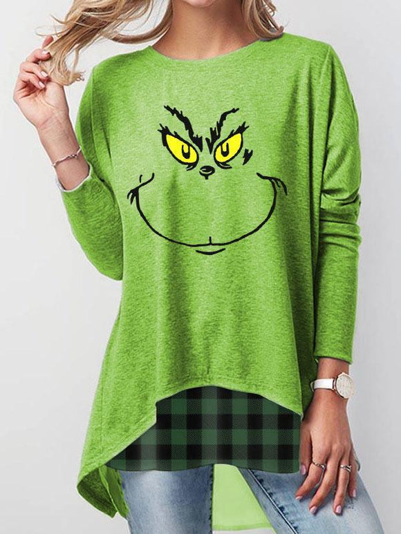 cartoon shirt women sweatshirt