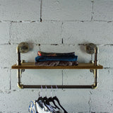 Industrial Vintage Multipurpose Shelf