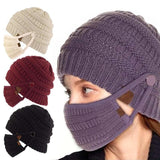 Beanie and Mask Set