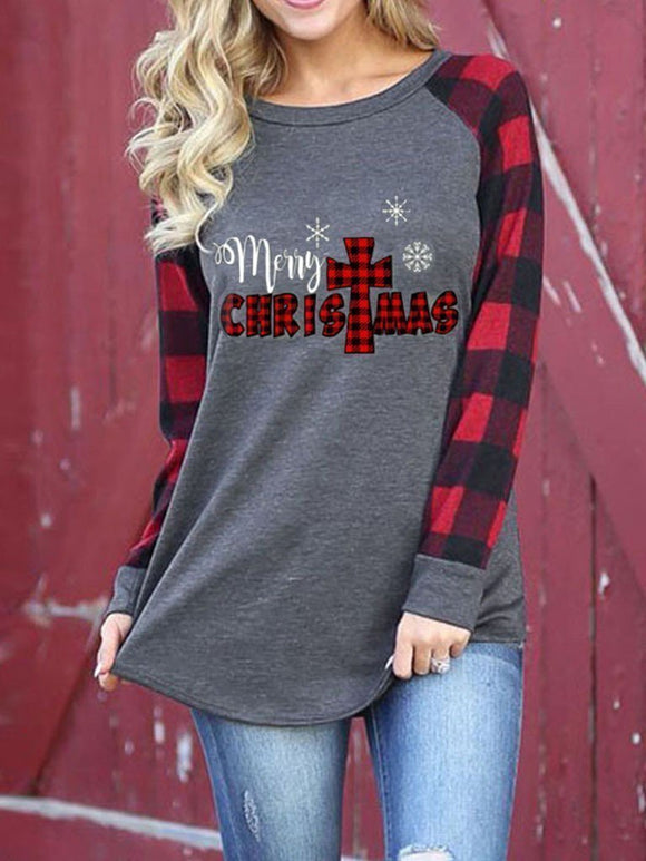 Women's Christmas Series Casual Sweatshirt