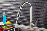 Anton - Retractable Kitchen Faucet