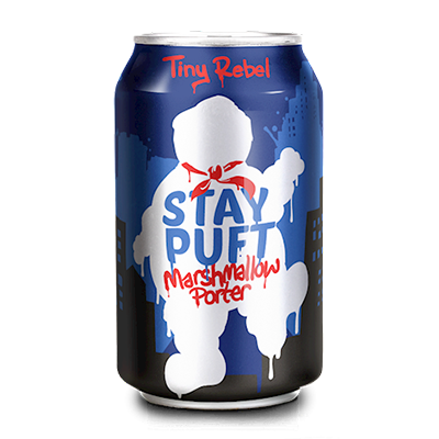 Tiny Rebel Stay Puft (CAN) 330ml