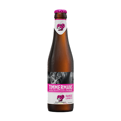 Timmermans Framboise (BOTTLE) 330ml