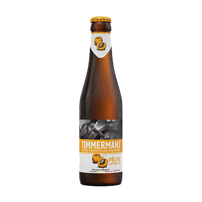 Timmermans Peche (BOTTLE) 330ml