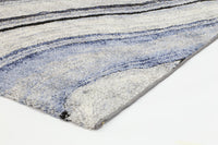 Vision Drift Blue Grey Rug