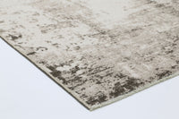 Rustic Vintage Abstract Amazing 2 In 1 Reversible Rug Beige