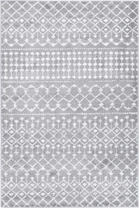 Ermina Tribal Grey Rug