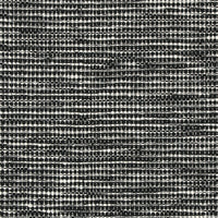 Scandi Black & White Reversible Wool Rug
