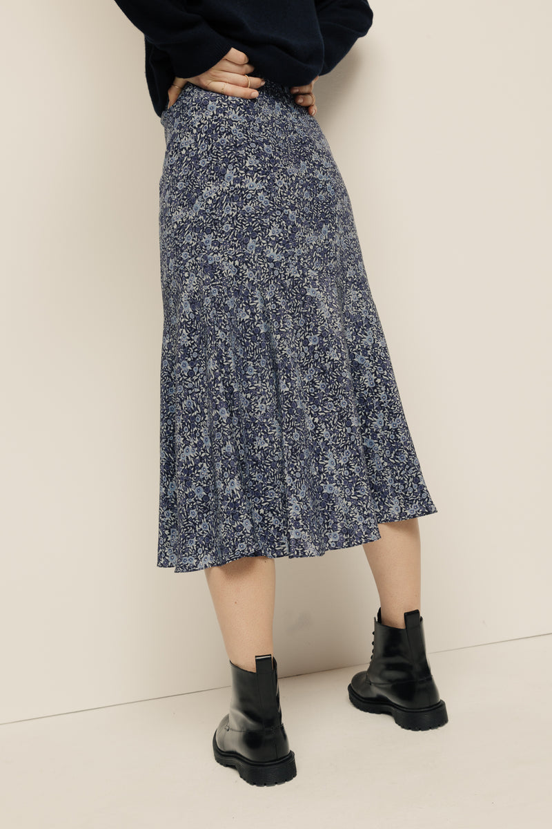 Lottie Skirt Wild Aster Dark