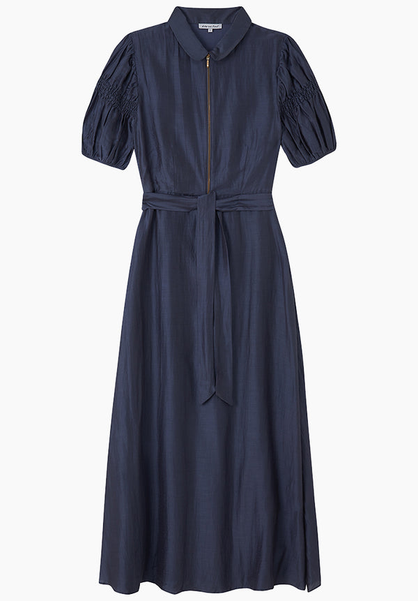 Amelia Dress Airforce Blue