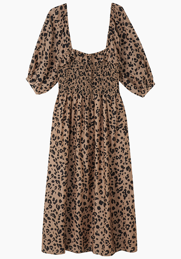 Matilda Dress Feline