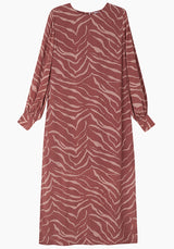 Vanessa Dress Tiger Blush