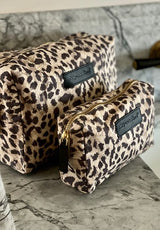 Vintage Animal Cosmetic Bag
