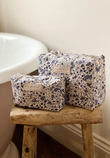 Wild Aster Cosmetic Bag