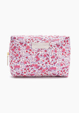 Wild Rose Wash Bag