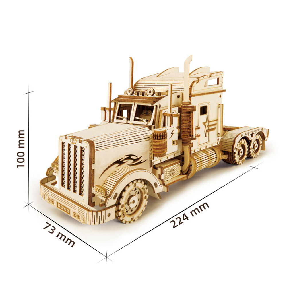3d Puzzle Three-dimensional Jigsaw Puzzle Children's Wooden Puzzle Model C401 MC501 MC502 MC701