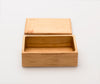 Azmaya Cherry Wood Butter Dish 2