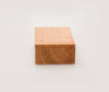 Azmaya Cherry Wood Butter Dish 3