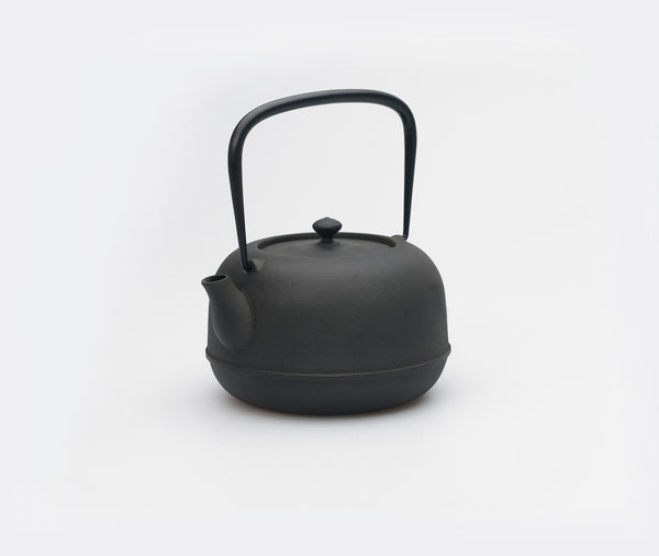 Azmaya Cast Iron Tea Kettle 1 Litre