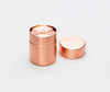 Azmaya Copper Tea Caddy Large 2