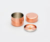 Azmaya Copper Tea Caddy Small 3
