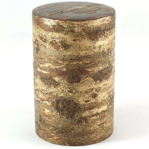 Zen Minded Natural Cherry Bark Tea Caddy