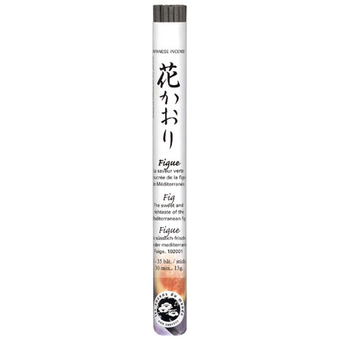 Les Encens Du Monde Mediterranean Fig Incense Sticks