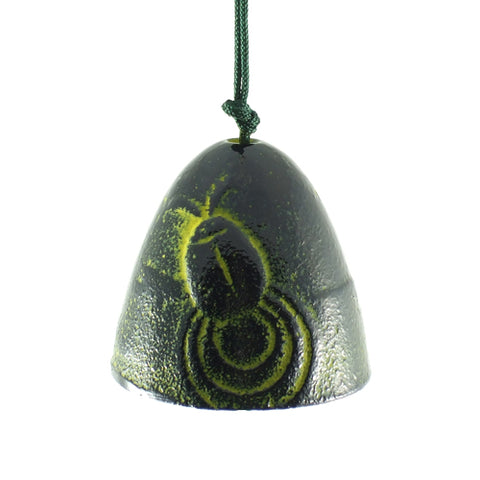 Zen Minded Firefly Cast Iron Wind Bell