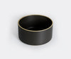 Hasami Porcelain Bowl Black 145x72mm
