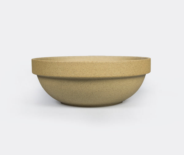 Hasami Porcelain Round Bowl Natural 145x55mm