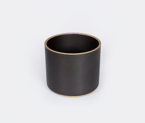 Hasami Porcelain Cup Black 85x72mm