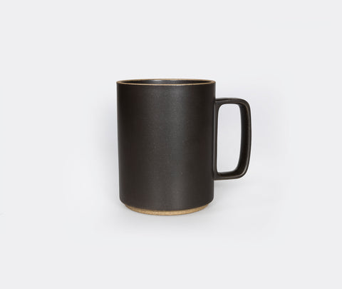Hasami Porcelain Mug Black Large