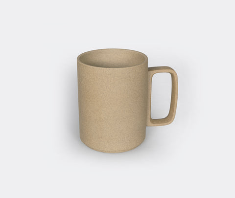 Hasami Porcelain Mug Natural Large