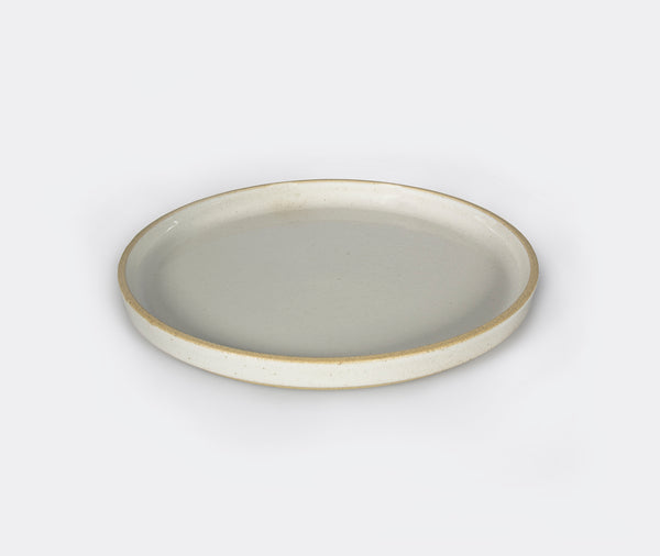 Hasami Porcelain Plate Clear 220x21mm