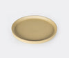 Hasami Porcelain Plate Natural 220x21mm