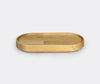 Hasami Porcelain Tray Ash Wood 170x85x21mm