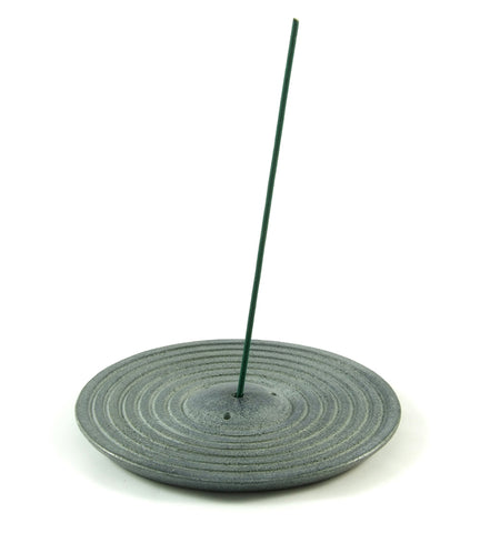 Florisens Izumo Stone Incense Stick Holder Grey