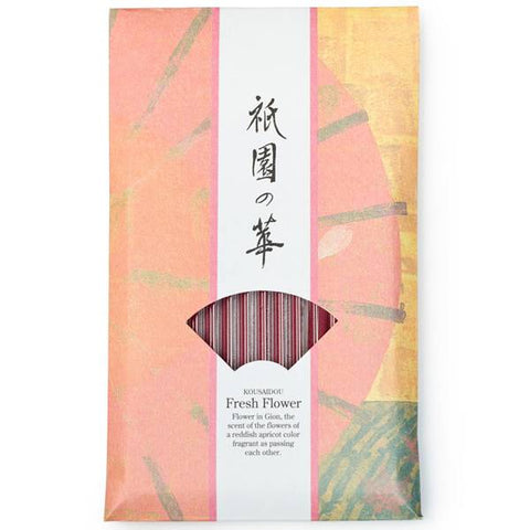 Kousaido Fresh Flower Sandalwood Incense Sticks