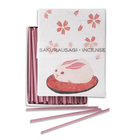 Kousaido Hanga Cherry Blossom Incense Sticks