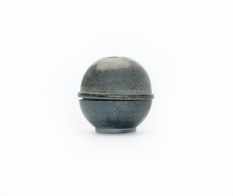 Zen Minded Kumo Grey Stone Incense Stick & Cone Holder