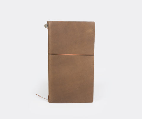 Traveler's Company Traveler's Notebook Brown