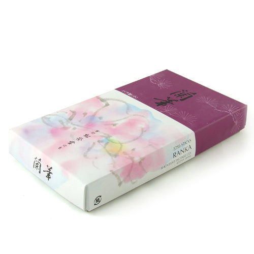 Shoyeido Ranka Orchid Incense Sticks