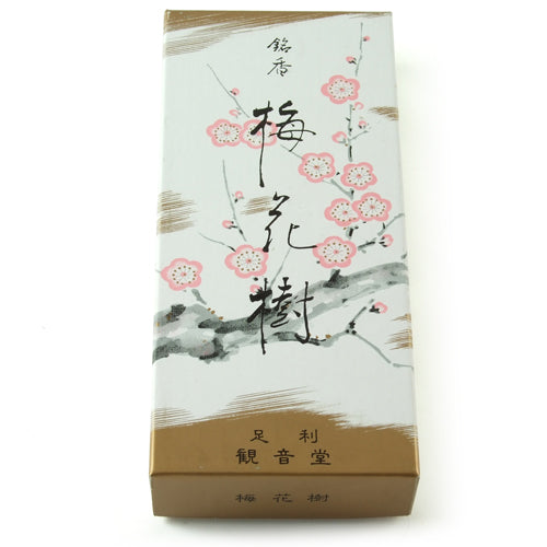 Shoyeido Baika Ju Plum Blossom Incense Sticks