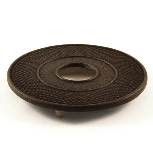 Iwachu Black Iwachu Cast Iron Trivet For Teapot