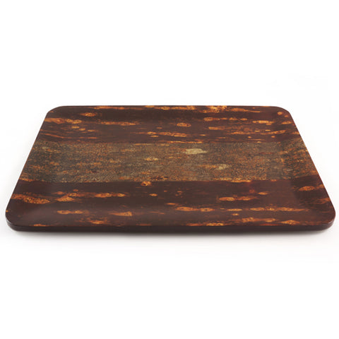 Zen Minded Cherry Bark Tea & Serving Tray